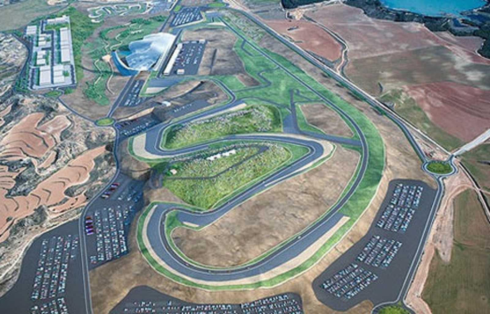 Circuito Motorland : Motorland uno de los mejores circuitos del mundo rtve.es