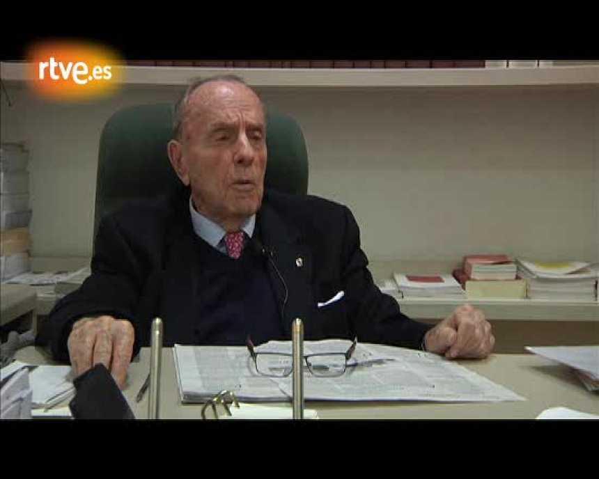 'La Transición' - Manuel Fraga habla de la Transición
