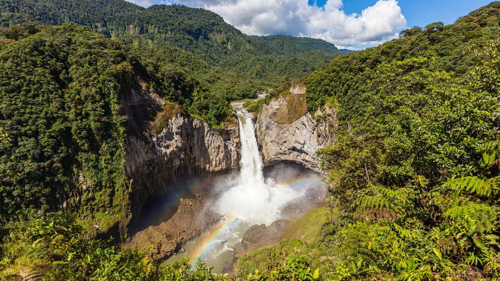 Paraísos cercanos - Ecuador, en la mitad del mundo - RTVE.es