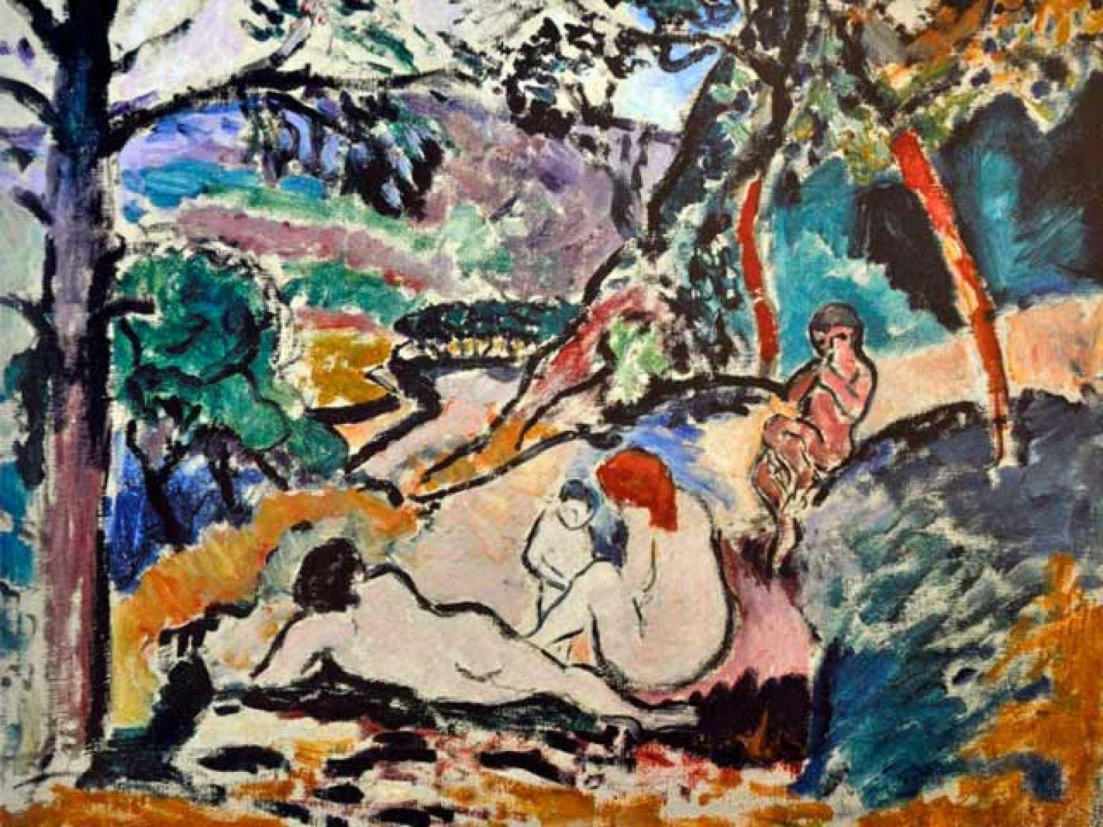 Roban cinco cuadros del Museo de Arte Moderno de París - RTVE.es