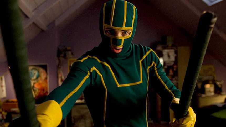 Días de cine - Superhéroes atípicos con 'Kick-Ass'