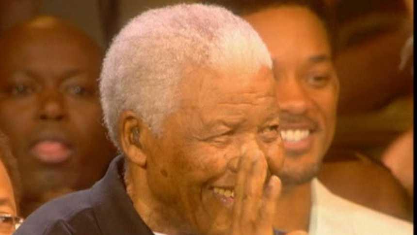 Mandela y el milagro del Mundial