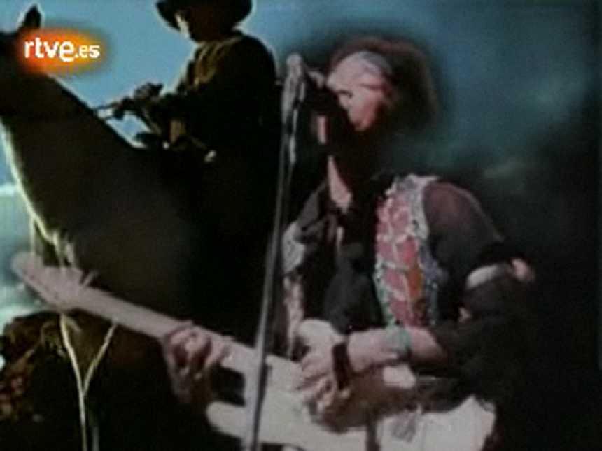 El primer álbum de Jimi Hendrix