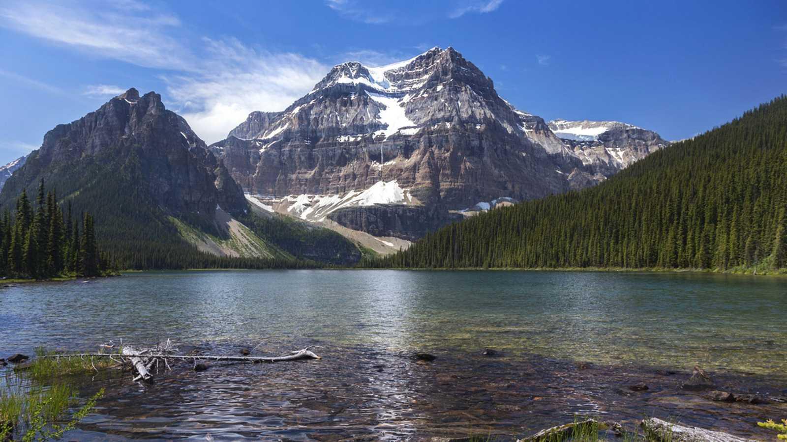 Paraísos cercanos - Oeste de Canadá, más allá de la frontera - RTVE.es