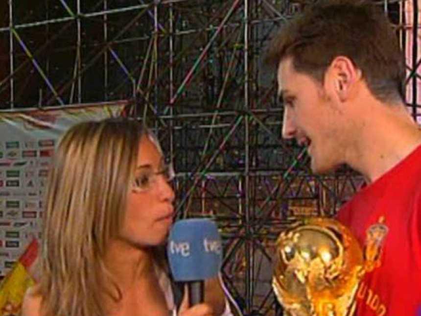 Casillas: 'Hemos cumplido el sueño'