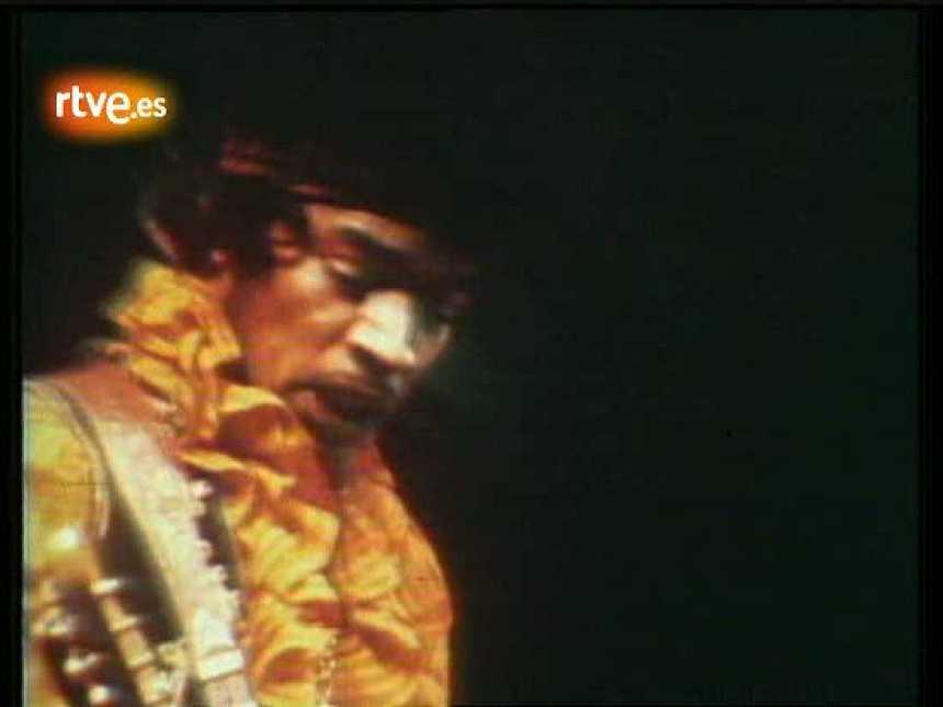 "Jimi Hendrix interpreta ""Hey Joe"""