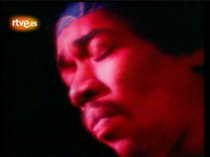 Videoclip 'All along the watchtower' de Jimi Hendrix