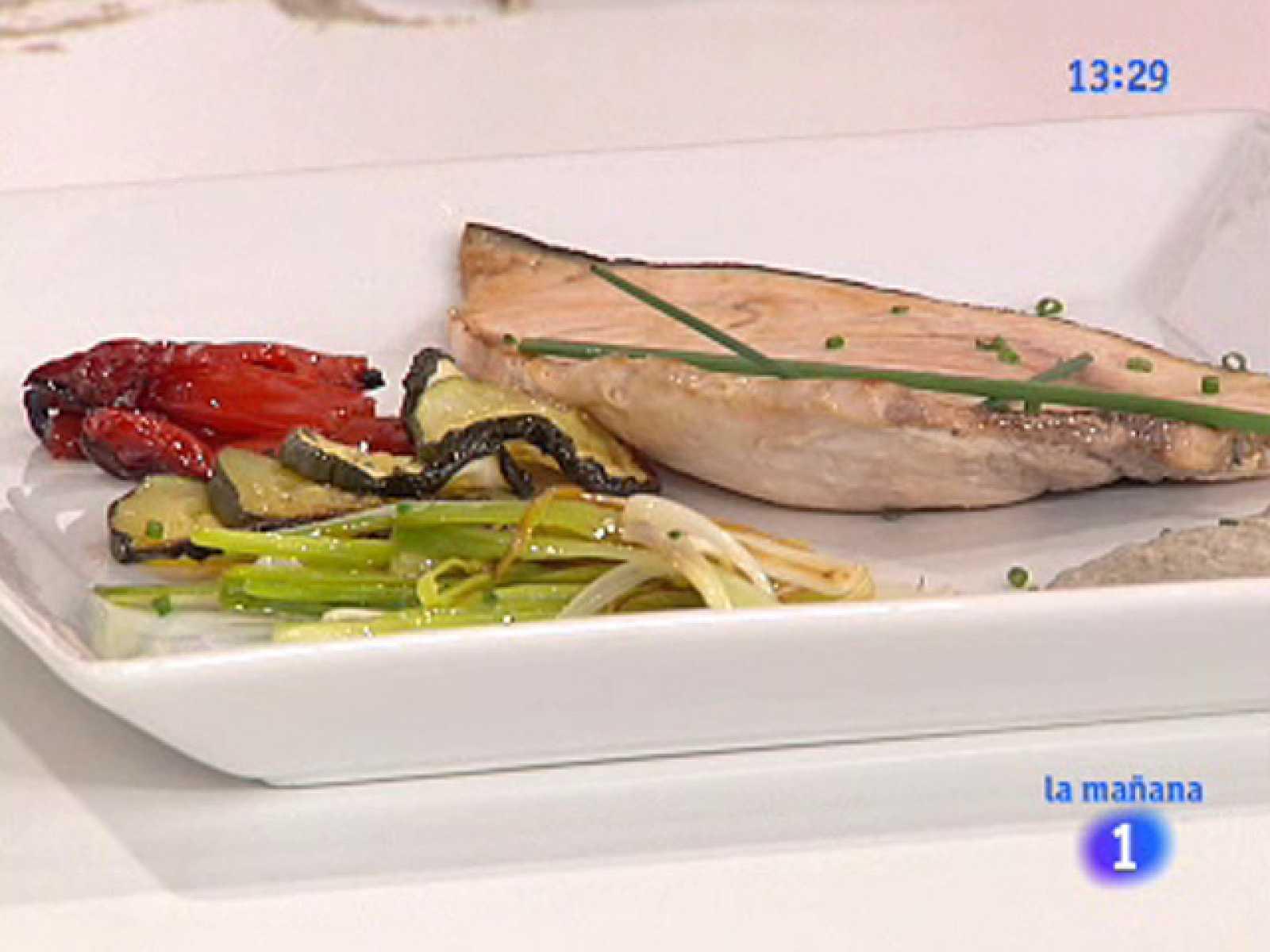 Saber cocinar pez espada con crema de champi n for Cocinar pez espada