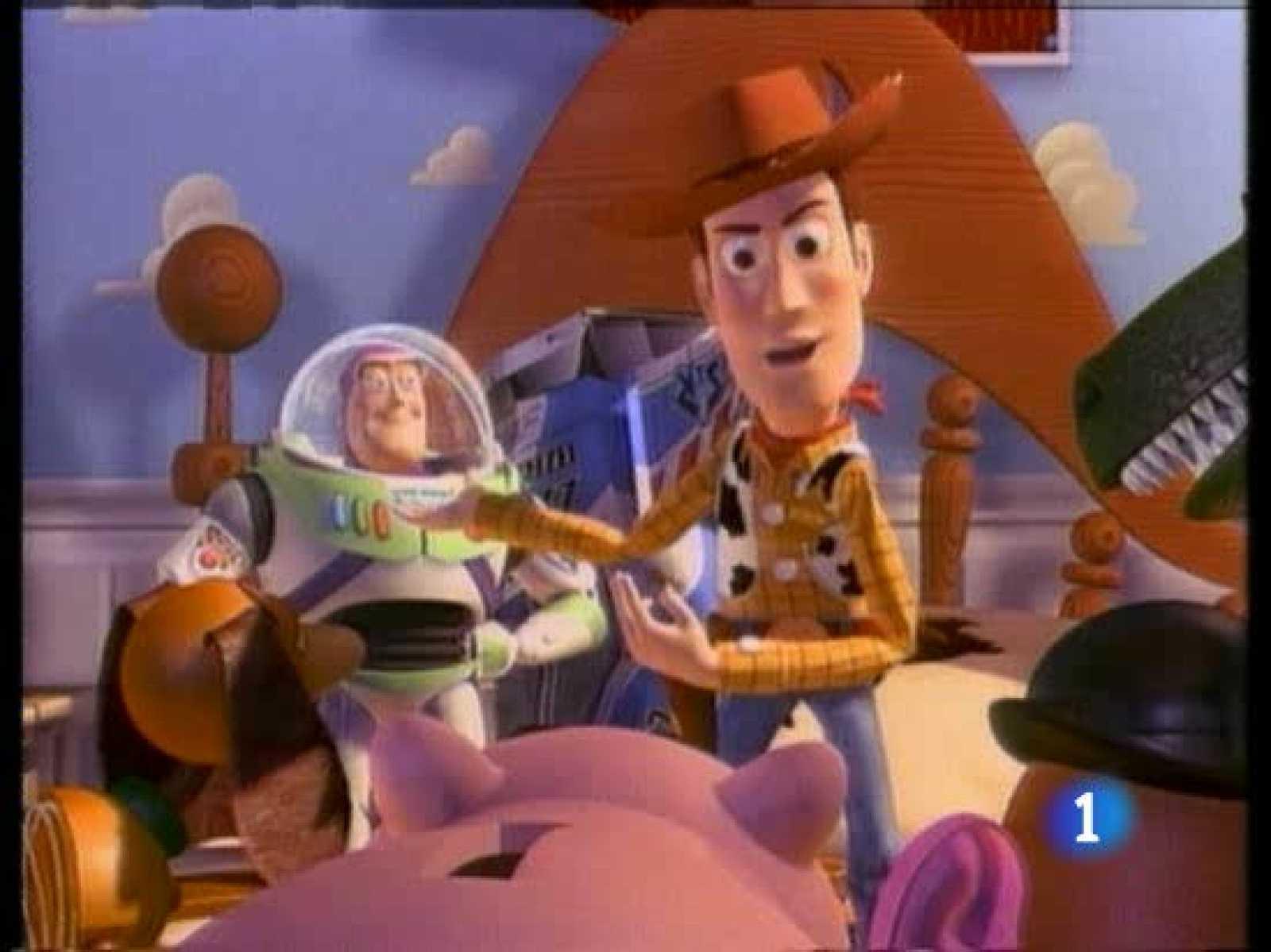 Éxito del cine de animación reproducir video 01.33 min.  Toy Story 3  se  convierte ... 3253de5c269