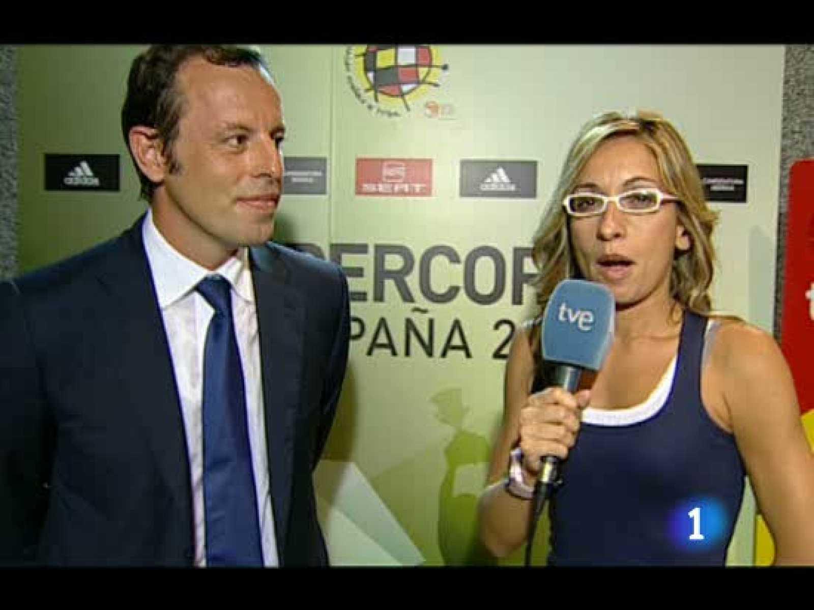 Rosell: \'Tenemos una gran plantilla\' - RTVE.es