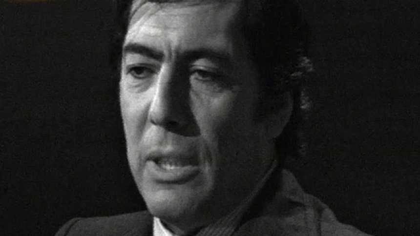Mario Vargas Llosa en 'Los escritores' (1978)