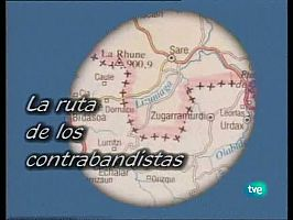 La ruta de los contrabandistas