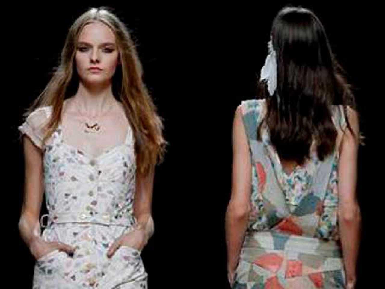 Ailanto en la Cibeles Madrid Fashion Week