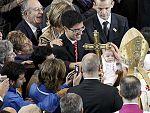 El Papa reivindica en su visita a Barcelona la familia tradicional y condena el aborto