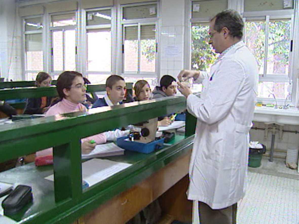 La educación española suspensa