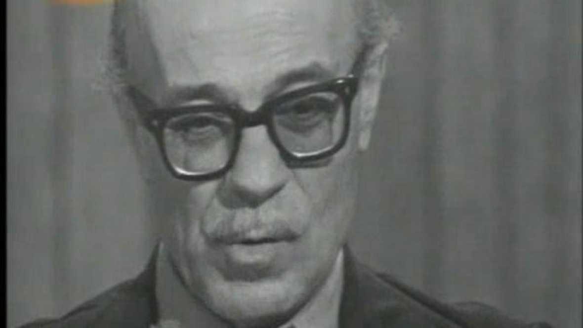 Entrevista a Ernesto Sábato en 'A fondo' (1977)