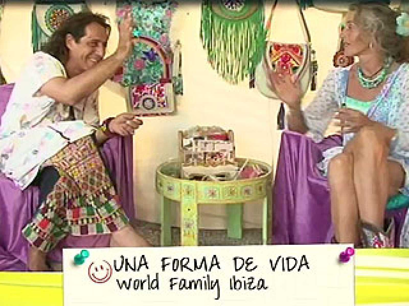 En familia - Familia S.A. - World Family