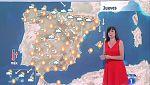 El tiempo estable predominará este jueves en la mayor parte de la península
