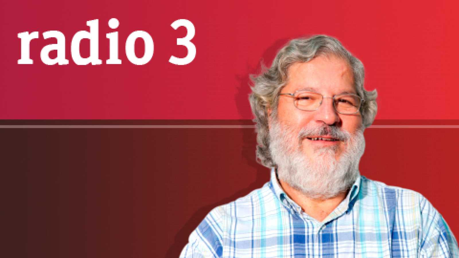 Discópolis 7689 - Mauri Sanchis - 27/06/11 - Escuchar ahora