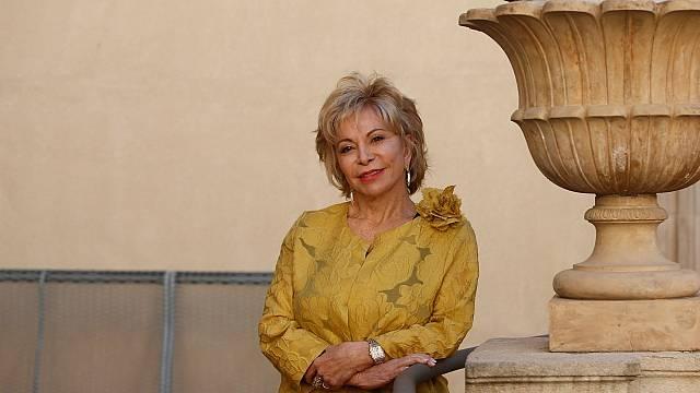 La tristeza dulce de Isabel Allende en 'Paula'