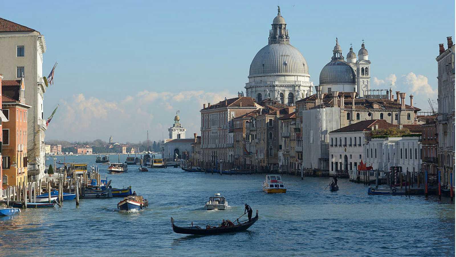 Nómadas - Venecia con los ojos cerrados - 28/07/13 - Escuchar ahora