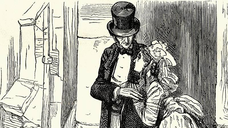 En la nube - Dickens (o lo que quieras) - 07/02/12 - Escuchar ahora