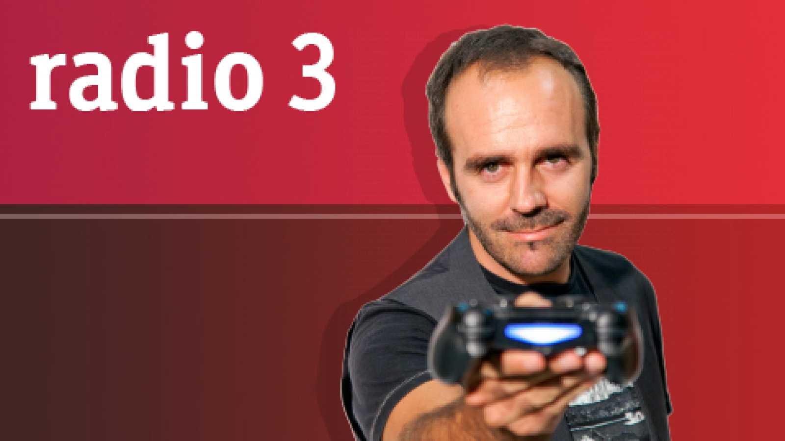 Fallo de sistema - Episodio 37: Españoles por los videojuegos - 18/03/12 - Escuchar ahora