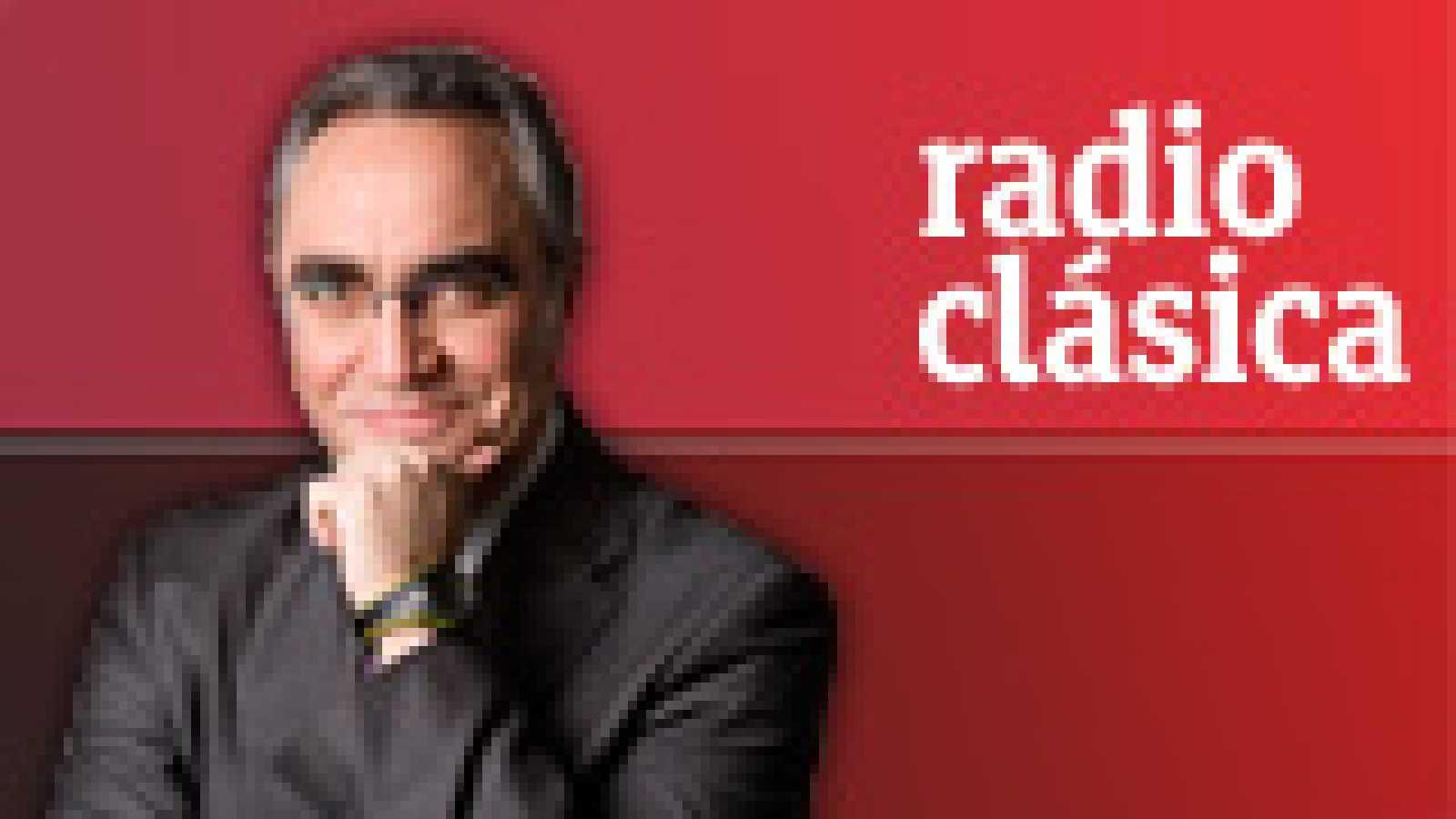 Álbum de discos - Rafael Bonavita interpreta a Bach - 15/04/12  - escuchar ahora