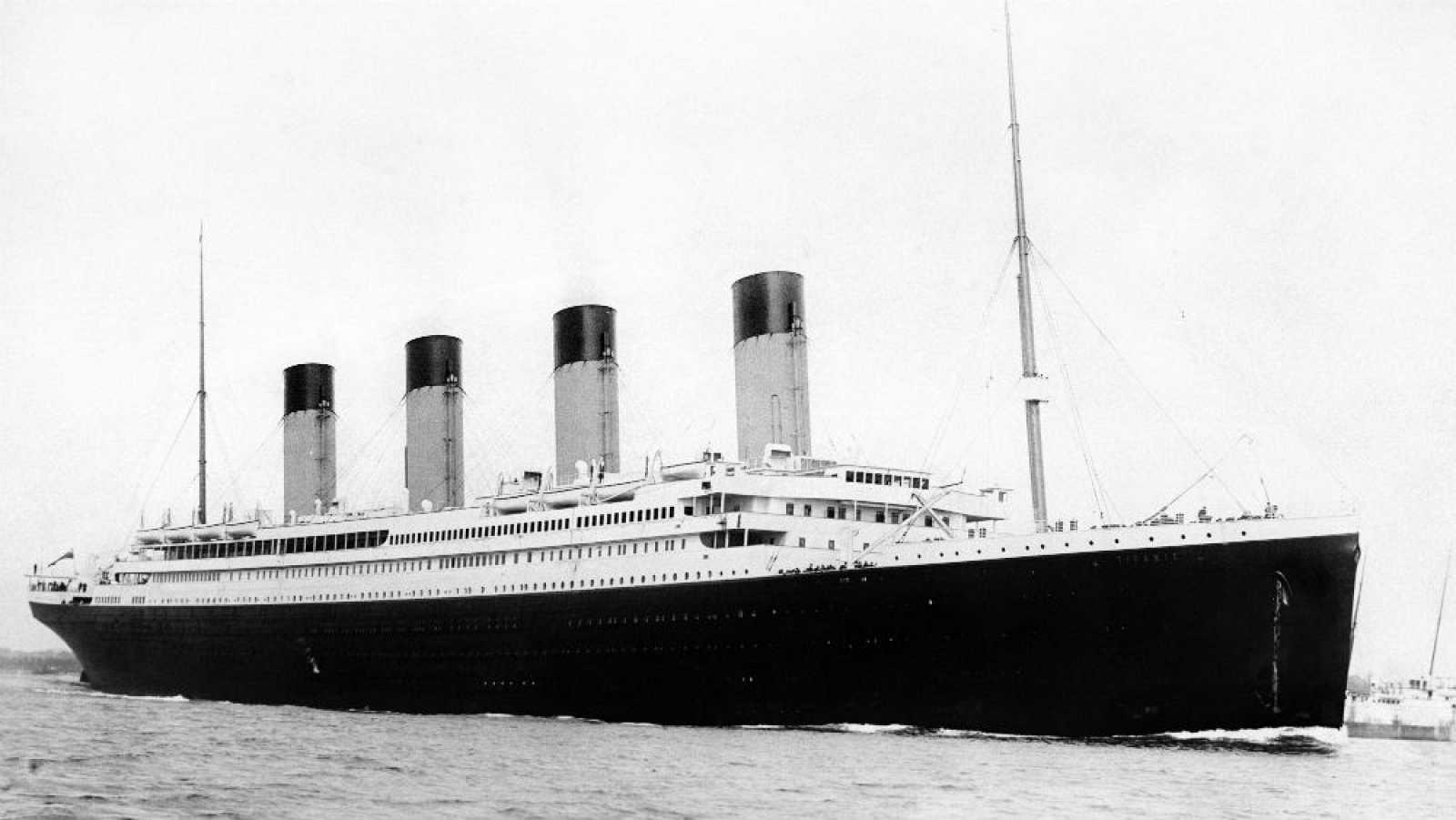 Documentos RNE - Un siglo del Titanic: del drama a la épica - 14/04/12 - escuchar ahora