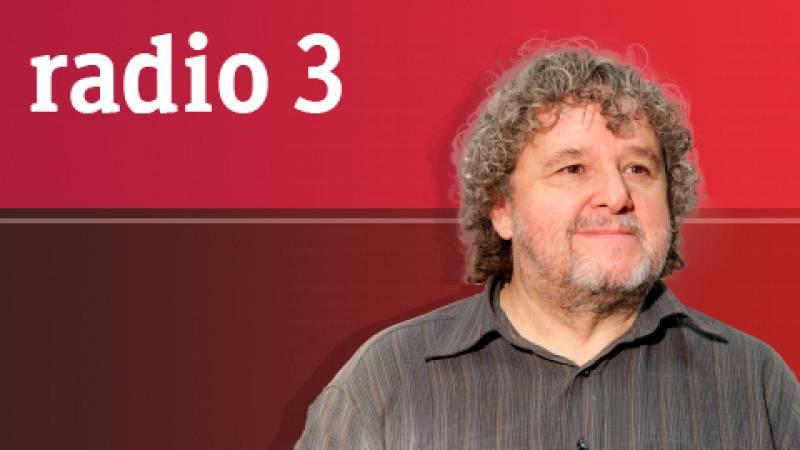 Disco grande - El desfile de personajes que dibuja Jonston - 06/06/12 - escuchar ahora
