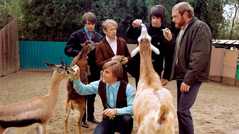 Hoy empieza todo - Entrevista: The Beach Boys por Juan de Pablos - 20/07/12 - escuchar ahora