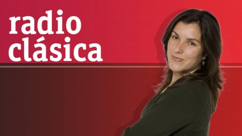 Los clásicos - Leticia Moreno: la gran bailarina del violín - 20/09/12 - Escuchar ahora