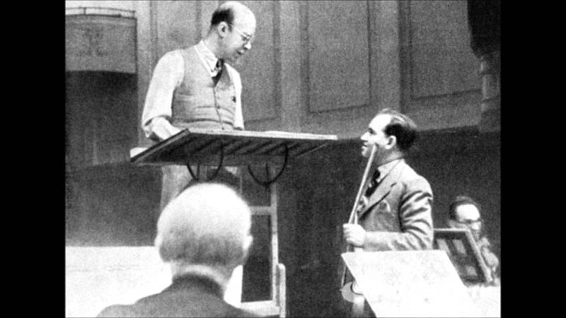Los imprescindibles - Prokofiev: 5ª Sinfonía - 24/10/12 - escuchar ahora