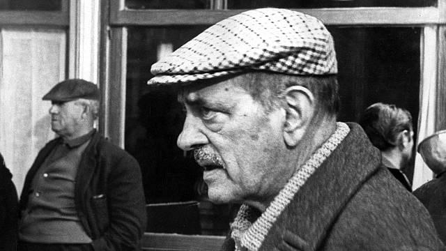 Luis Buñuel, visto por Germán Sánchez