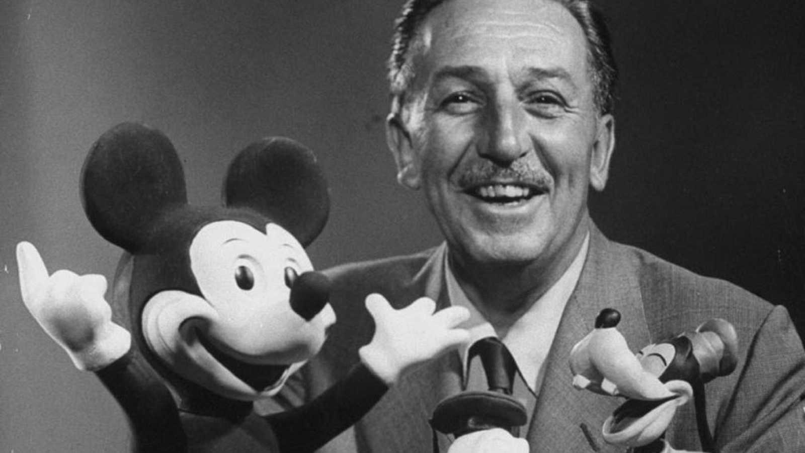 Documentos RNE - Walt Disney: un imperio de sueños y dólares - 15/08/14 - Escuchar ahora