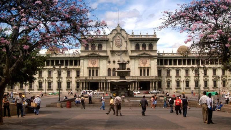 Nómadas - Guatemala: tierra, agua y fuego - 28/04/13 - escuchar ahora