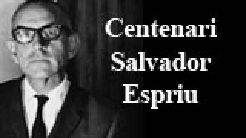 Memòries de la Ràdio - 25è aniversari de la mort del poeta Salvador Espriu