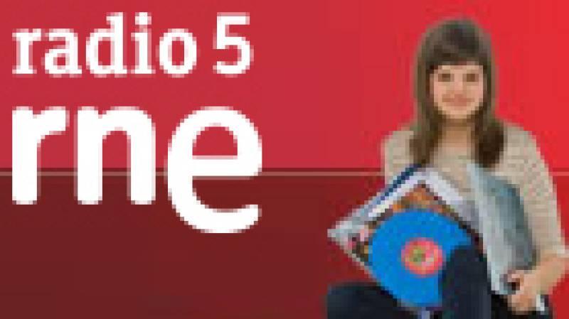 Capitán Demo en Radio 5 - The New Cossacks - 02/10/13