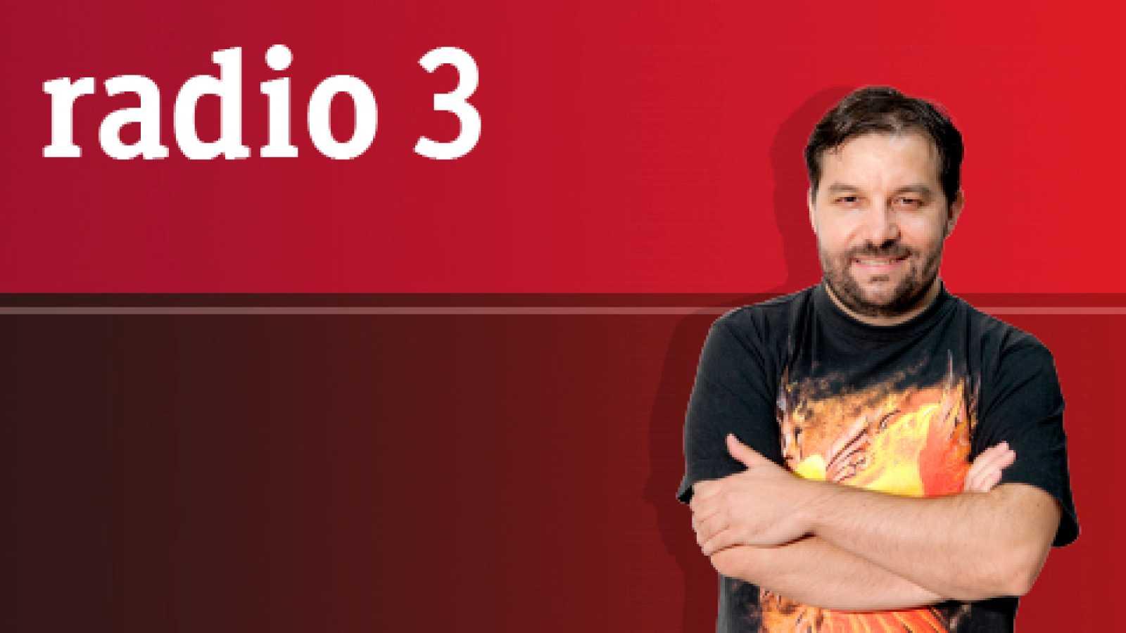 El vuelo del Fénix - Concurso Motorhead, entrevista Rafa Blas - 14/10/13 - escuchar ahora