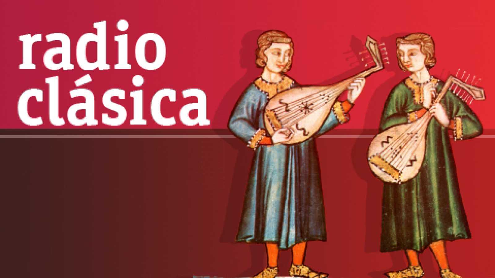 Música antigua - La materia prima de la música... con Rafael Marijuán - 04/02/14 - escuchar ahora