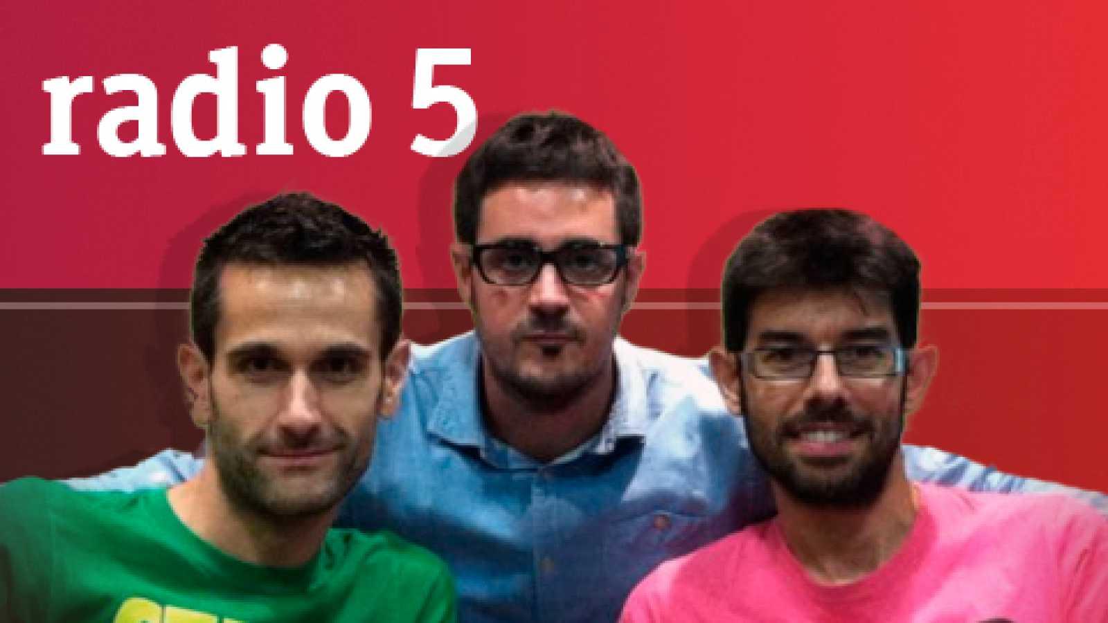 Kilómetro 5 - Pongamos que hablo de (la Villa de) Madrid - 28/03/14 - escuchar ahora