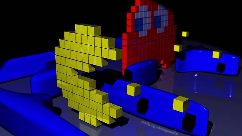 3.0- Vuelve el mítico Pacman - Escuchar ahora