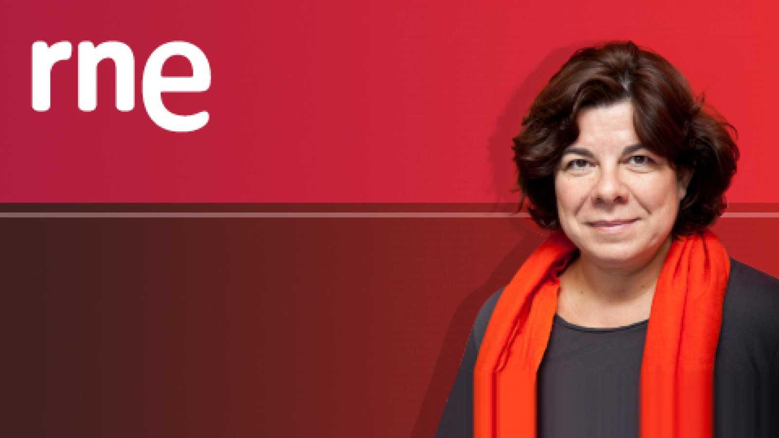 Siluetas - María Frisa - 25/05/14 - escuchar ahora