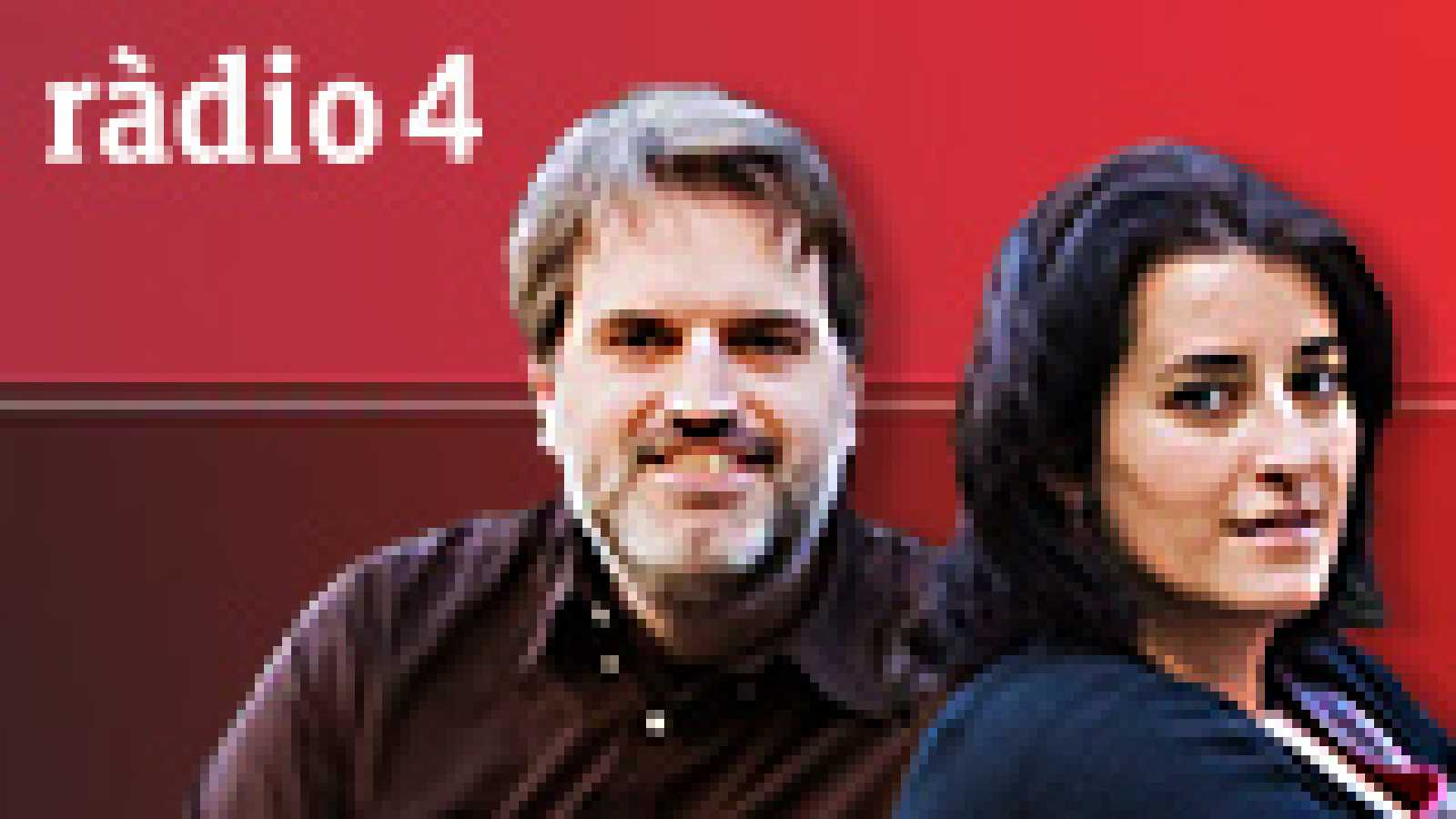 Entre Hores - Queta Domènech i Anna Rodríguez presenten el sisè sopar solidari Vallformosa