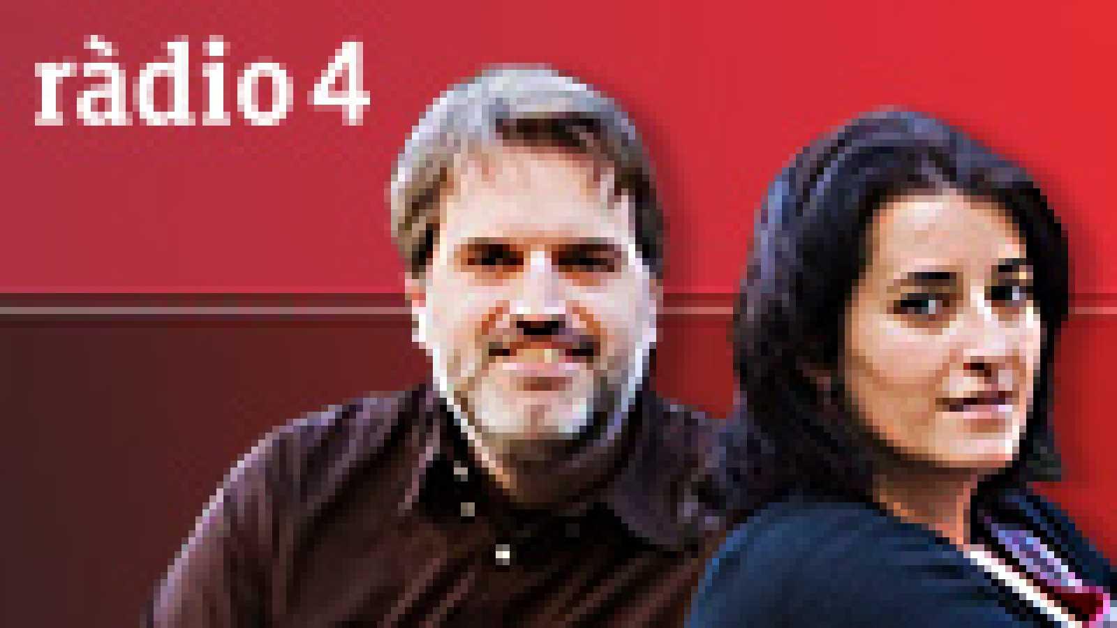 Entre Hores - Gregorio Luri. Christian Escribà. Meteorologia amb Roger Solé. Entrevista José Manuel Pagán. Josep Cabayol de SICOM