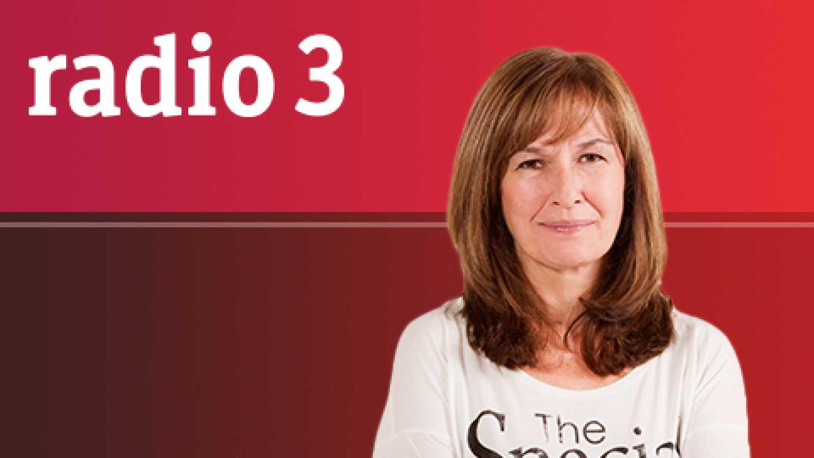 Peligrosamente juntos - Sandra Carrasco - 16/08/14 - escuchar ahora