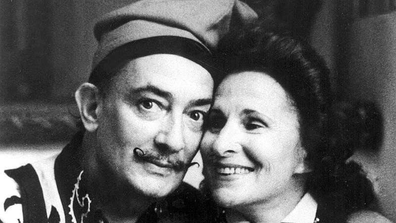 Audios para recordar - Salvador Dalí habla de Gala - 01/09/14 - escuchar ahora