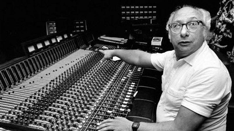 Flor de pasión - Homenaje a Cosimo Matassa, Ingeniero de Sonido, fundador y propietario, de los Estudios J&M de N.Orleans - 16/09/14 - escuchar ahora
