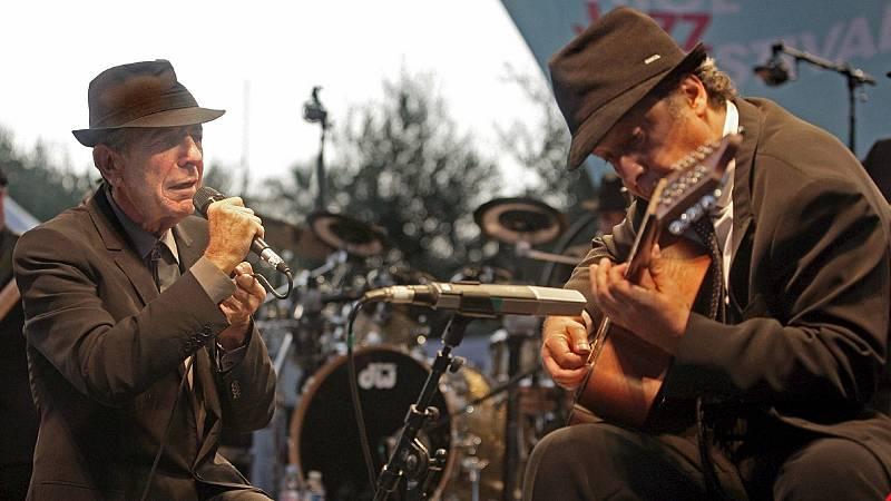 Retromanía - Viaje al interior de Leonard Cohen - 22/09/14  Escuchar ahora