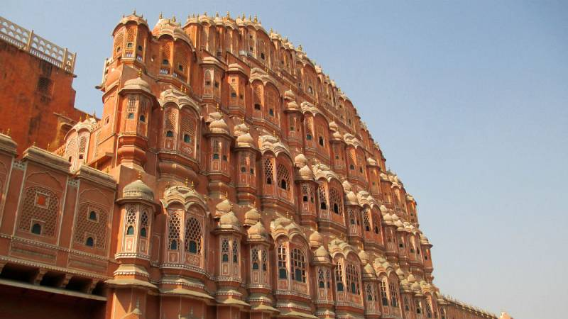 Nómadas - Jaipur, una rosa india - 10/06/18 - escuchar ahora